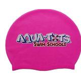 卸し売りカスタムシリコーンの防水水泳の帽子