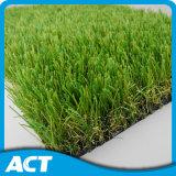 Faseriges künstliches Gras für Tennis-Gerichts-rotes Grün
