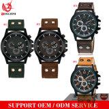 Yxl-549 Fashion Stainless Steel Case Brand Couple Lover Nylon Strap Relógios Nato Wrist Watch