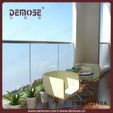 Vidrio que cerca el pasamano del panel/de cristal del balcón (DMS-B2110)