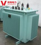 Transformator/Olie Ondergedompelde Transformator/de Transformator van de Stroom