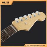 Guitarra elétrica do estilo quente barato chinês do St