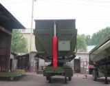 트럭 트레일러 Specail 차량의 반 덤프 트럭 트레일러