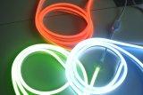 Neon della flessione dell'indicatore luminoso LED della corda della decorazione AC220V SMD2835 di natale
