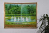 mantel transparente impreso PVC claro del 120*152cm del nuevo diseño todo junto para el hogar/el partido/la boda