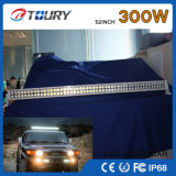 los accesorios del coche 300W impermeabilizan la linterna de la barra ligera del LED
