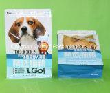 Мешок застежки -молнии упаковки еды собаки