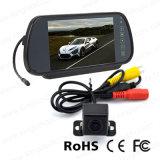 Sistema alternativo do monitor da câmera do espelho com câmera do carro
