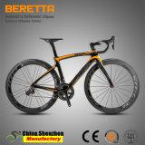 Volle Straßen-Laufenfahrräder des Kohlenstoff-T1000 Ut 22speed