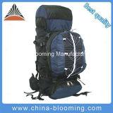 Ir de excursión el morral interno del marco de la mochila del bolso de la montaña que acampa que viaja