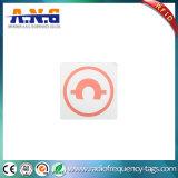 etiqueta reutilizable del pegamento RFID de 50m m para la consumición del pago