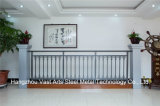 Haohan modificó la barandilla decorativa 0 del balcón para requisitos particulares de la aleación de aluminio de la alta calidad