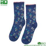 Флористическая связанная оптовая таможня ягнится носки