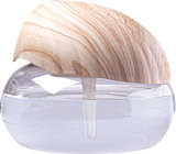 Umidificatore a base d'acqua a forma di del purificatore dell'aria del Seashell