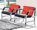 단순한 설계 좋은 품질 사무실 소파 주식 1+1+3에 있는 공중 의자 갯솜 소파 A02#
