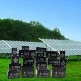 bateria acidificada ao chumbo recarregável de 12V 100ah Mf VRLA para solar