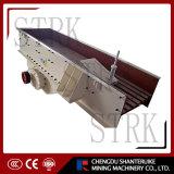 Alimentador vibratorio de motor para la planta de producción de piedra