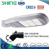 Luz de calle modular mencionada de la UL 150W LED