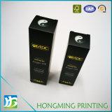 Perfume barato caja de embalaje de papel plegable