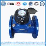 Dn50mm- contador del agua de Woltman del borde de 300m m, precio de la fabricación