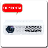3D volles HD 1080P LED  Bluetooth Wireless  Kurzes Throw DLP Projector