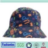 Sombrero lleno del compartimiento de la impresión de la manera