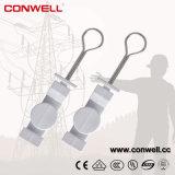 S-Tipo braçadeira de fio plástica da gota do cabo aéreo
