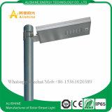 Самый лучший продавая уличный свет сплава СИД цены по прейскуранту завода-изготовителя 15W-100W алюминиевый солнечный