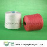 Filato di colore/filato tinto per la fabbricazione del filato cucirino