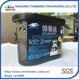 """""""absorber"""" elevados da umidade do desumidificador do cloreto de cálcio da absorção"""