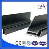 Profil en aluminium anodisé par qualité de bâti de panneau solaire
