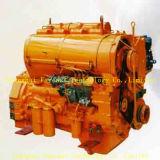 Motor diesel de Deutz Deutz F4l413fr con los recambios de Deutz