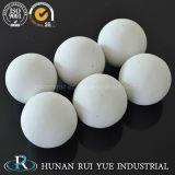 Sfere di ceramica allumina porosa sferica bianca della particella dell'alta come sfera stridente