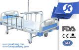 Puder-überzogenes einzelnes reizbares Krankenhaus-Bett