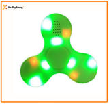 새로운 디자인 손 LED 가벼운 무선 Bluetooth 스피커 싱숭생숭함 방적공