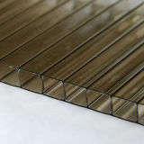 10.0mm Polycarbonat-Höhlung-Blätter für widerstehende Regen