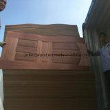 piel chapeada 3m m de la puerta de MDF/HDF, piel moldeada de la puerta