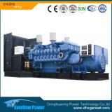 電気発電1375kVA無声Mtuの防音のディーゼル発電機セット