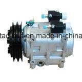 Surtidor del compresor de pistón del aire/acondicionado del omnibus 440cc China