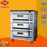 Venda quente forno personalizado da pizza da plataforma do gás com preço de fábrica
