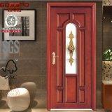 Disegno di vetro interno del portello della cucina in legno (GSP3-001)