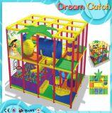 Fabrik-Großverkauf-Plastikfrecher Schloss-Innenspielplatz für Kinder