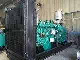показатель мощности 1100kVA тепловозного генератора 800kw 1000kVA Китая Yuchai резервный