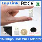 Dongle de WiFi de carte réseau sans fil de la bonne qualité 150Mbps Ralink Rt5370 USB avec la FCC de la CE