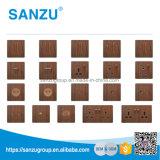 Preço de fábrica superior da alta qualidade da venda todos os tipos do interruptor elétrico da parede