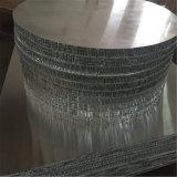 O favo de mel de alumínio fêz a parte superior da mesa redonda (HR704)