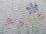 Половик ливня циновки ванны полового коврика PVC Loofa печати водоустойчивый