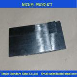 Pureza elevada 99.9% placas de níquel resistentes a la corrosión