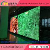Schermo di visualizzazione esterno fisso/locativo di P8 del LED per il video di pubblicità esterna