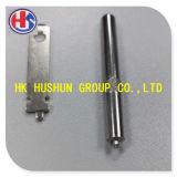 Pin do plugue de potência da C.A. da fonte, com chapeamento niquelar (HS-AC-010)